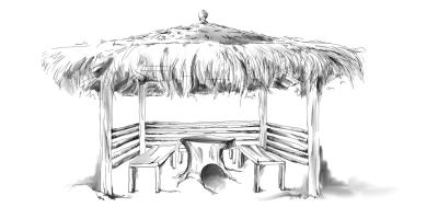 长征物语丨一座茶棚:红军战士在我这儿养伤
