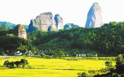 湖南邵阳有哪些风景区