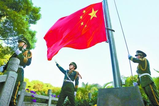 省领导和老同志杨正午,刘夫生,谢建辉,文选德,谢康生,沈瑞庭,赵培义