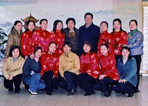 绣一针也是荣耀——人民大会堂湖南厅三幅湘绣的故事