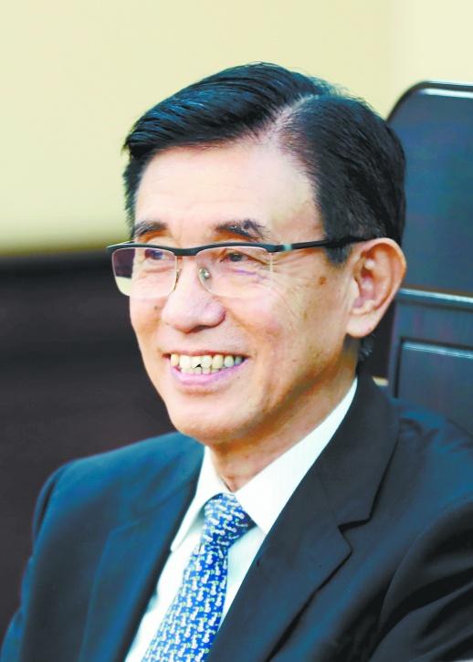 尹志尧:愿共同推动集成电路高端设备产业的发展