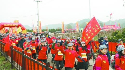 """""""穿越大湘西""""已成为湖南全民健身运动的靓丽""""名片"""""""