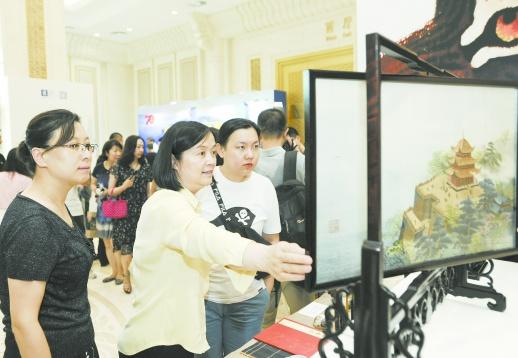 """中外记者点赞:今日湖南 """"湘""""当好看! 新湖南www.hunanabc.com"""