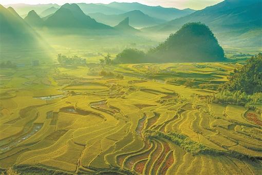 宁远县:乡村巨变美如画